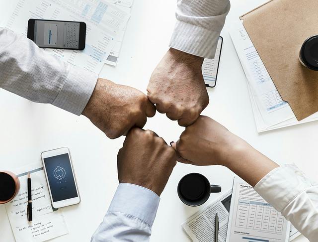 establish business partnership